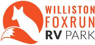 williston fox run rv park logo
